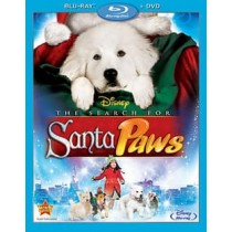 SEARCH FOR SANTA PAWS (BR DVD)                                NLA