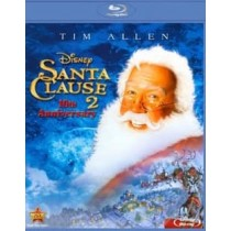SANTA CLAUSE 2-10TH ANNIVERSARY EDITION (BLU-RAY WS ENG-FR-SP SUB)NLA