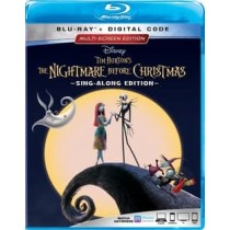 NIGHTMARE BEFORE CHRISTMAS 25TH ANNIVERSAY EDITION (BR/DIGITAL)