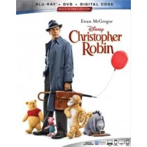 CHRISTOPHER ROBIN (BLU-RAY DVD DIGITAL) (2 DISC)