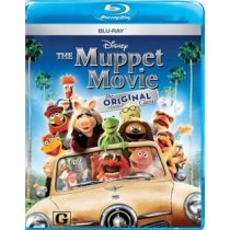 MUPPET MOVIE (BLU-RAY) (REPACKAGE)