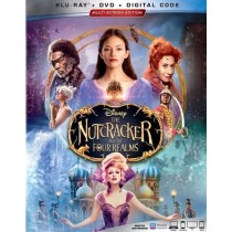 NUTCRACKER & THE FOUR REALMS (2018 BLU-RAY DVD DIGIT WS 1.85 5.1 SP-FR-SUB)