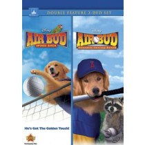 AIR BUD-SPIKES BACK AIR BUD-SEVENTH INNING FETCH (DVD 2 DISC)