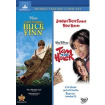 ADV OF HUCK FINN TOM & HUCK (DVD 2 DISC)