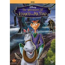 ADV OF ICHABOD & MR TOAD-SPECIAL EDITION (DVD WS-1.33)