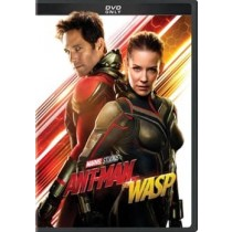 ANT-MAN & THE WASP (DVD)