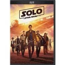 SOLO-STAR WARS STORY                          DVD