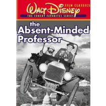 ABSENT MINDED PROFESSOR (DVD WS B&W)