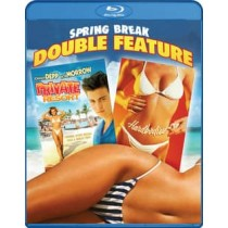 SPRING BREAK DOUBLE FEATURE (BLU-RAY)