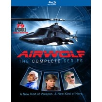 AIRWOLF-COMPLETE SERIES (BLU-RAY/14 DISC)