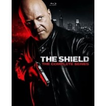 SHIELD-COMPLETE SERIES COLLECTORS EDITION (BR) ( 18 DISC)