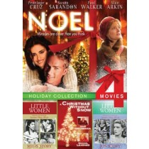 NOEL XMAS WITHOUT SNOW MEGS STORY JOS STORY (DVD 4FE)
