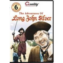ADVENTURES OF LONG JOHN SILVER (DVD FF 6 EPISODES)            NLA