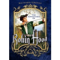 ADVENTURES OF ROBIN HOOD 1955-1956 (DVD 2 DISCS TIN BOX 20 EPINLA