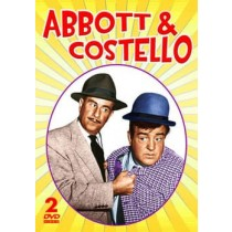 ABBOTT & COSTELLO (DVD 2 DISCS TIN BOX)                       NLA