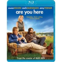 ARE YOU HERE (BLU RAY) (WS 16X9)                              NLA