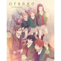 ORANGE-COMPLETE SERIES (BLU-RAY/DVD COMBO/LIMITED EDITION/4 DISC)
