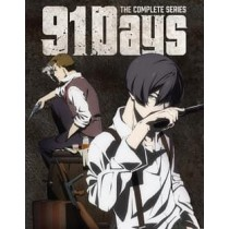91 DAYS-COMPLETE SERIES (BLU-RAY/DVD COMBO/LIMITED EDITION/4 DISC)