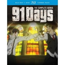 91 DAYS-COMPLETE SERIES (BLU-RAY/DVD COMBO/4 DISC)