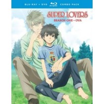 SUPER LOVERS-SEASON ONE (BLU-RAY DVD COMBO SUB ONLY 4 DISC)