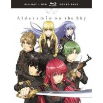 ALDERAMIN ON THE SKY-COMPLETE SERIES (BLU-RAY/DVD COMBO/4 DISC)