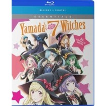 YAMADA-KUN & THE SEVEN WITCHES-COMPLETE SERIES ESSENTIALS (BLU-RAY 2 DISC)