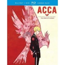 ACCA-COMPLETE SERIES (BLU-RAY/DVD COMBO/4 DISC)