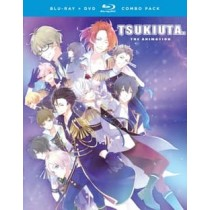 TSUKIUTA-ANIMATION-COMPLETE SERIES (BLU-RAY DVD COMBO SUB ONLY 4 DISC)