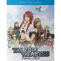 TALES OF THE ABYSS-COMPLETE SERIES (BLU-RAY DVD FUN DIGITAL SUB-ONLY 7 DISC