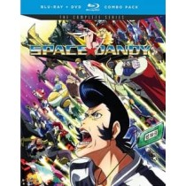 SPACE DANDY-COMPLETE SERIES (BLU-RAY DVD COMBO 8 DISC)