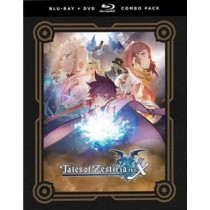 TALES OF ZESTIRIA THE X-SEASON 1 (BLU-RAY/DVD COMBO/4 DISC)