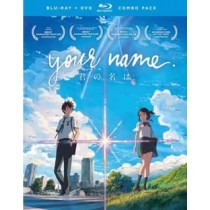 YOUR NAME-MOVIE (BLU-RAY/DVD COMBO/2 DISC)