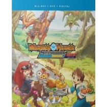 MONSTER HUNTER STORIES RIDE ON-SEASON 1 PART 4 (BLU-RAY DVD 4 DISC FUN DIG)