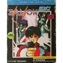 ZILLION-COMPLETE SERIES (BLU-RAY DVD SUB ONLY 9 DISC FUN DIGITAL)