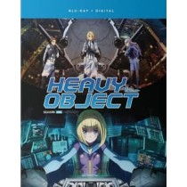 HEAVY OBJECT-SEASON ONE (BLU-RAY 4 DISC FUN DIGITAL)