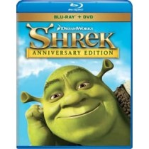SHREK (BLU-RAY FAMILY ICONS ORING)-NLA