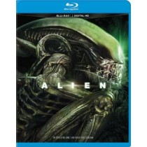 ALIEN (BLU-RAY/ICON FACEPLATE/RE-PKGD)-NLA
