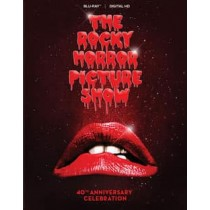 ROCKY HORROR PICTURE SHOW-40TH ANNIVERSARY (BLU-RAY DIGITAL HD)