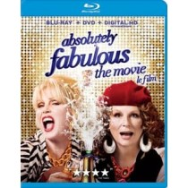 ABSOLUTELY FABULOUS (2016/BLU-RAY/DVD/DIGITAL HD)