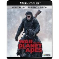 WAR FOR PLANET OF THE APES (BLU-RAY/4K-UHD/DIGITAL HD)