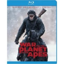 WAR FOR PLANET OF THE APES (BLU-RAY/3D/DIGITAL HD) (3-D)