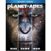 PLANET OF THE APES 1-3 TRILOGY (BLU-RAY/DIGITAL HD/3PK)