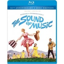 SOUND OF MUSIC-50TH ANNIVERSARY (BLU-RAY DHD 2 DISCS REPACKAGED)