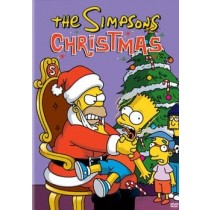 SIMPSONS CHRISTMAS (DVD SENSORMATIC) NLA