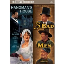 THREE BAD MEN HANGMANS HOUSE (DVD ENG-FR-SP SUB SENSORMATIC)  NLA