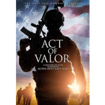 ACT OF VALOR (DVD WS-2.40 SAC ENG-SP SUB)-NLA