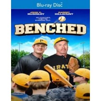 BENCHED (BLU-RAY 2018)