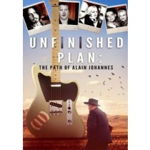 UNFINISHED PLAN-PATH OF ALAIN JOHANNES (DVD)