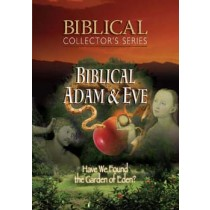 BIBLICAL ADAM & EVE (DVD)                                     NLA