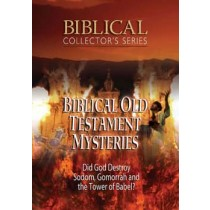 BIBLICAL OLD TESTAMENT MYSTERIES (DVD)                        NLA
